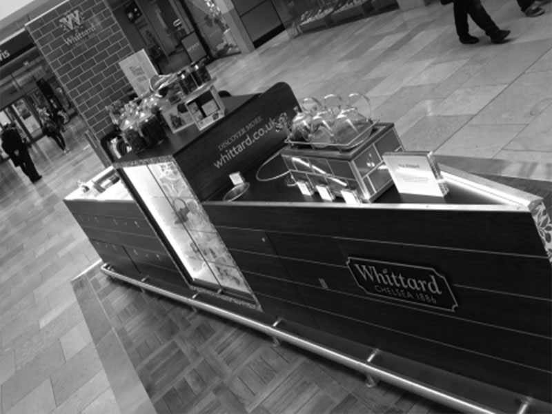 Whittard Retail project image